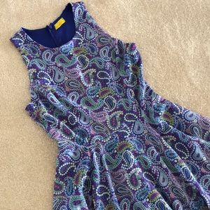 Dresses & Skirts - Beautiful Paisley Printed Dress
